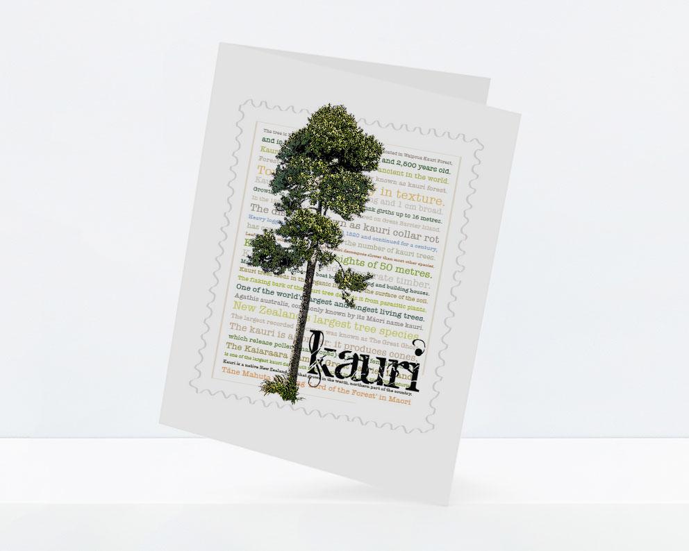 Kauri Card Ttonn
